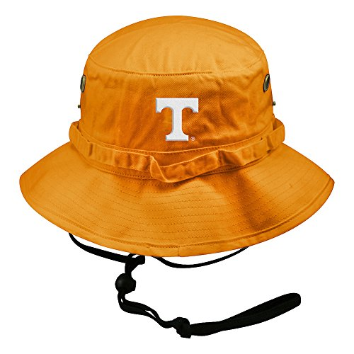 Tennessee Volunteers Orange University - Top of the World NCAA Men's Bucket Hat Adjustable Team Icon