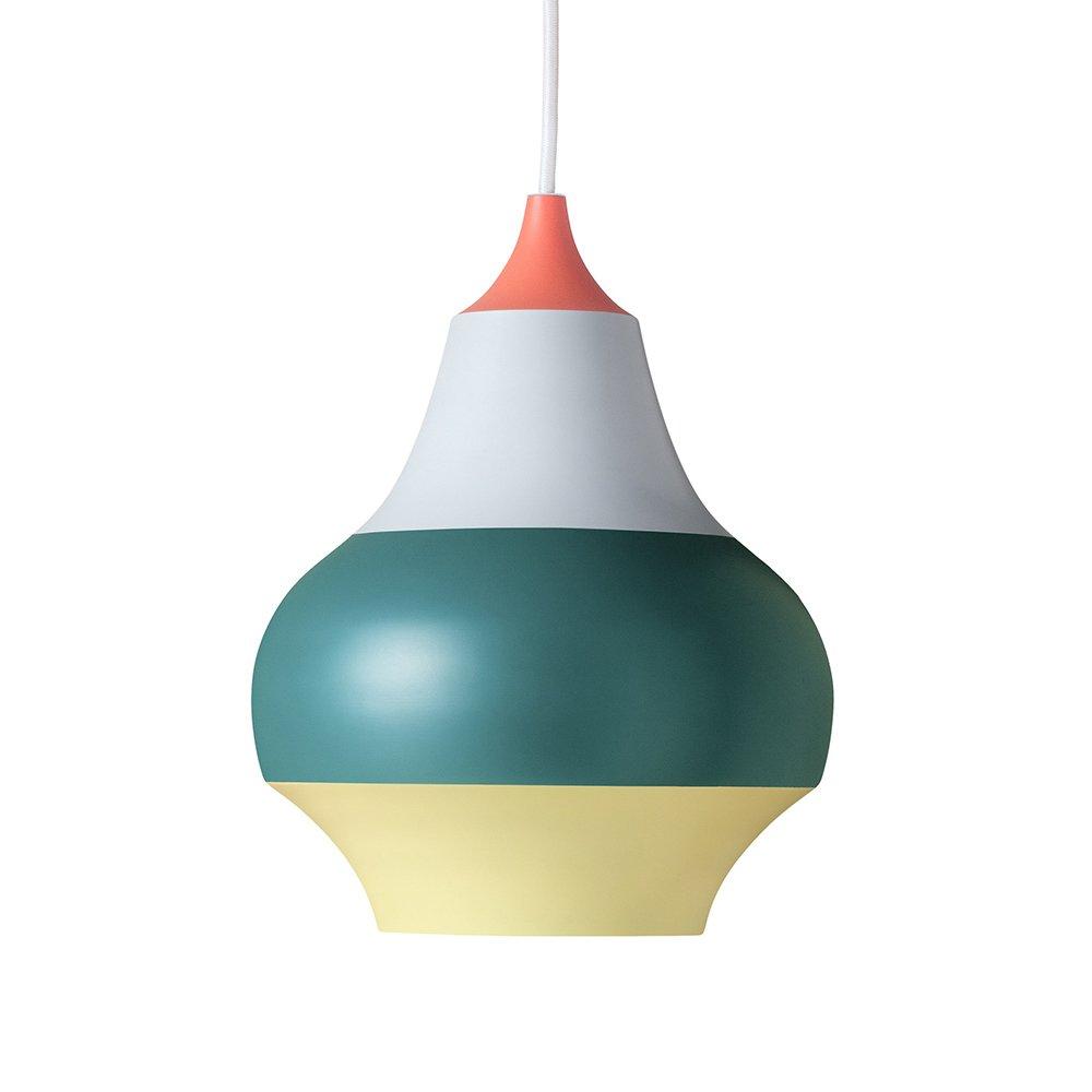Louis Poulsen CIRQUE Pendant Lamp - Red, Large 15 in.