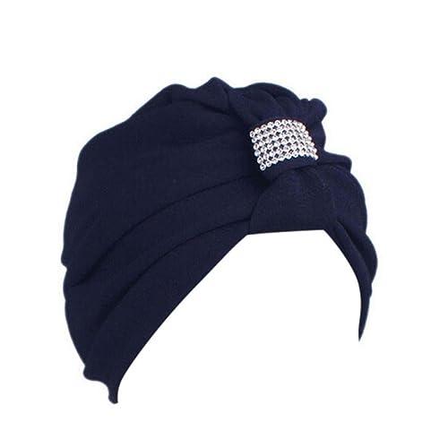 Cappelli e cappellini, Oyedens Donne Cancer Chemo Cappello Beanie Sciarpa Cappellino Tappeto Turbant...