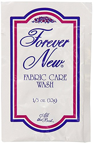 Forever New - Travel Laundry Detergent, 1/3 oz, 10g - 16 Pack