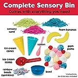 Creativity for Kids Sensory Bin: Ice Cream Shop