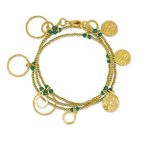 Novica Chalcedony Bracelets - 6
