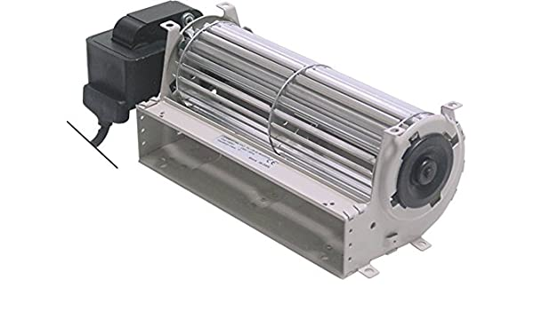 TGO 60/1-180/20 - Ventilador transversal para Polaris TSR03, TSR04, TSR03-BASE, TSR02, KTAR04, Mareno TARS27-2124130027, Mondial EBA01W540: Amazon.es: Industria, empresas y ciencia