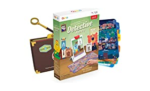 Osmo - Detective Agency: A Search & Find Mystery Game - Ages 5-12 - Explore The World - for Ipad & Fire Tablet Base Required