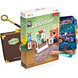 Osmo - Detective Agency: A Search & Find Mystery Game - Ages 5-12 - Explore The World - for iPad and Fire Tablet Base Required