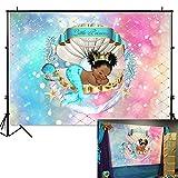 Mehofoto Royal Mermaid Princess Backdrop Under