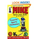 MIKE Favorite Sports Nicknames: Sports Comic Books