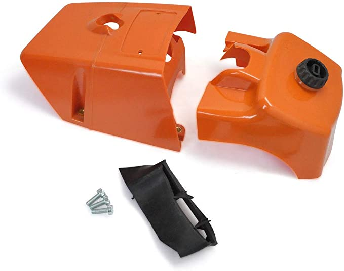Plastic Air Filter Cover Base Baffle For STIHL 066//MS650//MS660 Chainsaw Tool Kit
