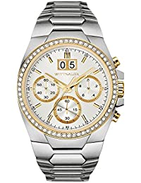 Men's WN3047XG Chronograph Quartz Diamond 41mm Watch (Certified Refurbished)