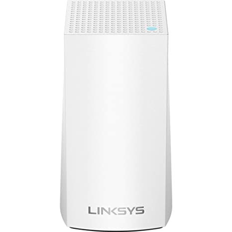 Linksys Velop Home Mesh WiFi System – Mesh WiFi Router, Mesh Router for  Whole-Home Mesh Network (1-pack, White)
