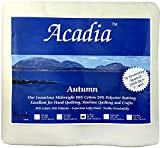 Bosal 3509-03 | Acadia Cotton Polyester Batting | 228.6x243.8cm