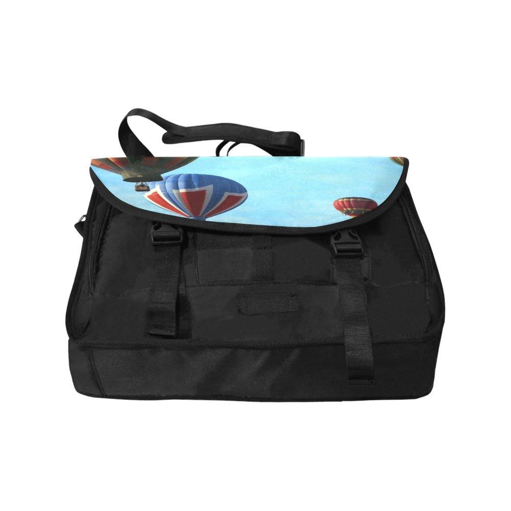 Kitchor Custom Albuquerque Balloon Festival Oxford Laptop Shoulder bag