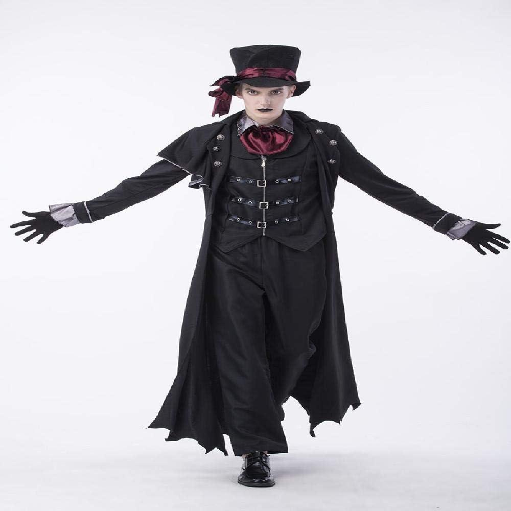 Wj Disfraz de Cosplay de Caballero Vampiro Demonio Oscuro de ...