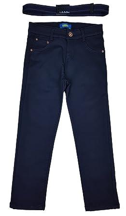 Fashion warme Jungen Stretch Thermohose, gefütterte Winterhose, JT5460e   Amazon.de  Bekleidung 9ad967c642