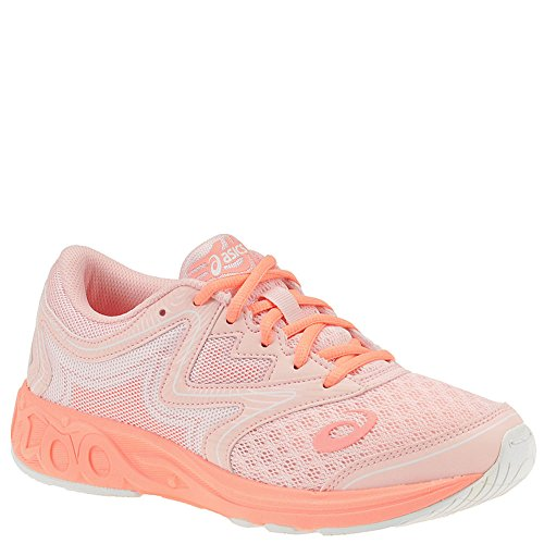 ASICS Kids Girl's Noosa GS (Big Kid) Seashell Pink/Begonia Pink/White 3.5 M US Big Kid