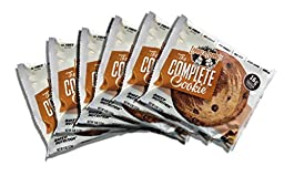 Lenny & Larry\'s The Complete Cookie, Double Chocolate Peanut Butter Swirl, 4-Ounce Cookies (Pack of 6)