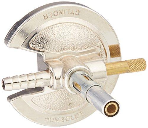 Humboldt h-5815Verstellbare micro-bunsen Brenner mit verstellbarem-Ventil von Humboldt