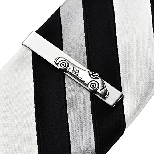 Race Car Tie Clip, Tie Bars , Best Man Accessories, Gifts For Groomsmen, Anniversary Gifts, Graduation Present, Gift Box Included