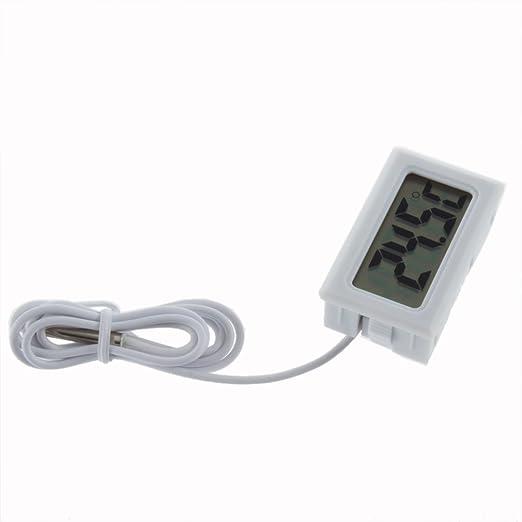 57 opinioni per SODIAL (R) LCD Frigorifero Congelatore Frigo termometro digitale temperatura -50