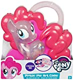My Little Pony Carry Along Arts Suitcase - Pinkie Pie Carry-Along Art Case with Supplies Keepsafe - Perfect Art Case for Safe Keeping Coloring Pens and Markers