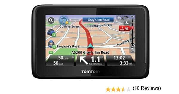 TomTom PRO 7100 TRUCK - GPS para coches de 4.3