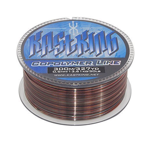 UPC 711091939826, KastKing Copolymer Fishing Line for Saltwater Fishing, Freshwater Fishing, Bass Fishing and Trout Fishing, Strong and Ultra Invisible.