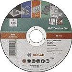 Bosch Mola da Taglio Dritta Multiconstruction 125 mm 51igIWPdniL. SS150
