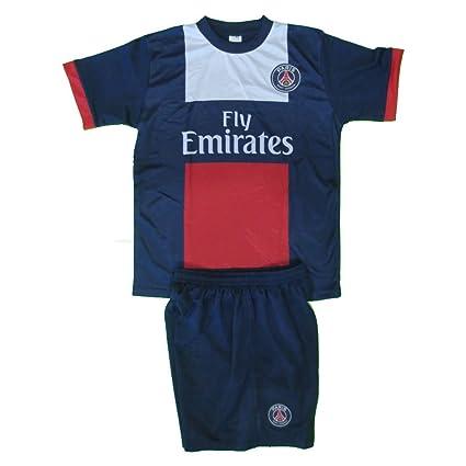 1565df966 Amazon.com   PARIS SAINT-GERMAIN PSG SOCCER UNIFORM JERSEY   SHORT SIZE  ADULT SMALL.NEW   Sports   Outdoors