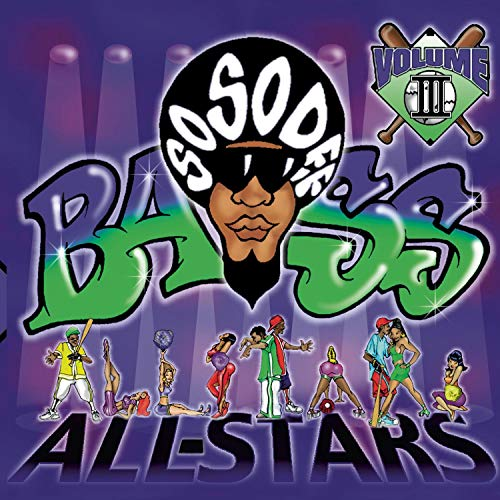 So So Def Bass All-Stars Vol.  III (So So Def Bass Allstars Vol 1)