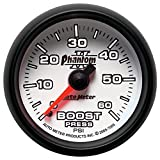 Auto Meter 7505 Phantom II Mechanical Boost Gauge