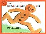 The Gingerbread Boy, Paul Galdone, 0899191630