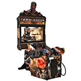 Terminator Salvation 42in Shooting Arcade Game Picture