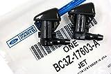 2011-2015 Ford F250 F350 F450 F550 Super Duty Windshield Washer Jet Nozzles OEM