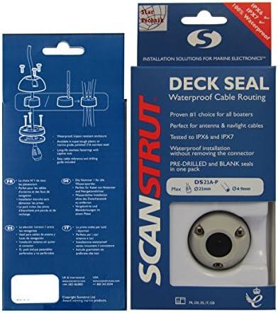 Scanstrut Deck Seal Ds21a P Decksdurchführung Elektronik