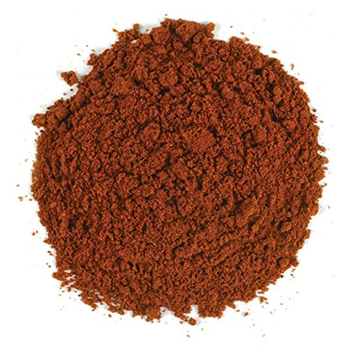 One 16 Ounce Bag Frontier Chili Peppers Ground, Chipotle Certified Organic (Chipotle Chili Powder Vs Ancho Chili Powder)