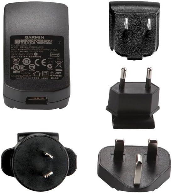 Garmin VIRB USB Adaptador de Corriente