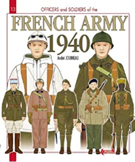 Amazon com: The French Army 1939-45 (1) : The Army of 1939