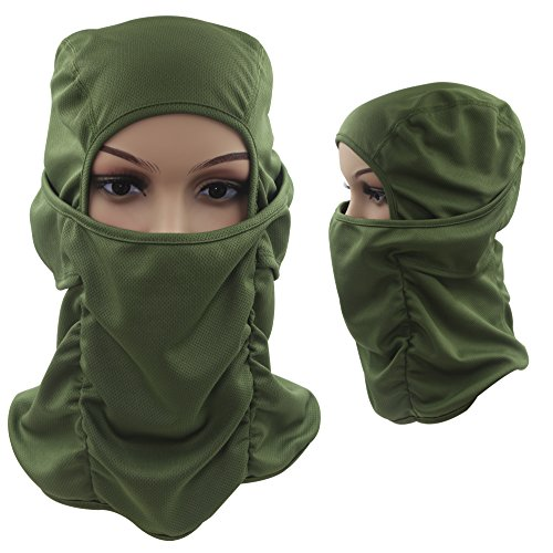 Tactical-Balaclava-Hood-Skiing-Face-Mask-Thin-Breathable-Cold-Weather-Lightweight-Multi-Purpose-Winter-Motorcycle-Bike-Bicycle-Helmet-Cycling-Mask-for-Youth-Adult-Women-Ladies-Men-by-Dseap