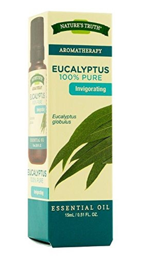 Nt Eucalyptus Essential O Size .51z