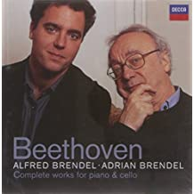 Beethoven: Complete Works for Piano & Cello by Alfred Brendel (2004-10-18)