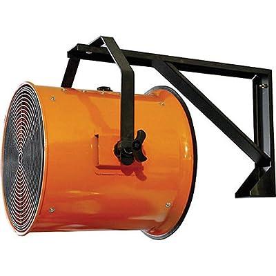 Wall Mount Salamander Heater - 240V 15 KW