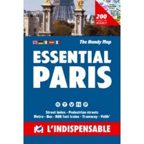 Plans de Paris: Paris street index and maps: Paris pratique par arrondissement (French Edition)