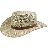 3b529d21c42 Stetson Gambler Seagrass Outdoorsman Hat