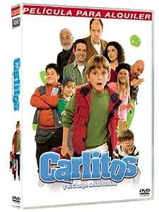 Carlitos y el campo de los sueños [DVD]