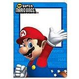 Super Mario Bros Mario Fist Passport Cover Holder ~ No more bent corners during travel