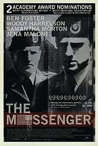 El Mensajero Póster de película canadiense 27x 40en–69cm x 102cm Ben Foster Woody Harrelson