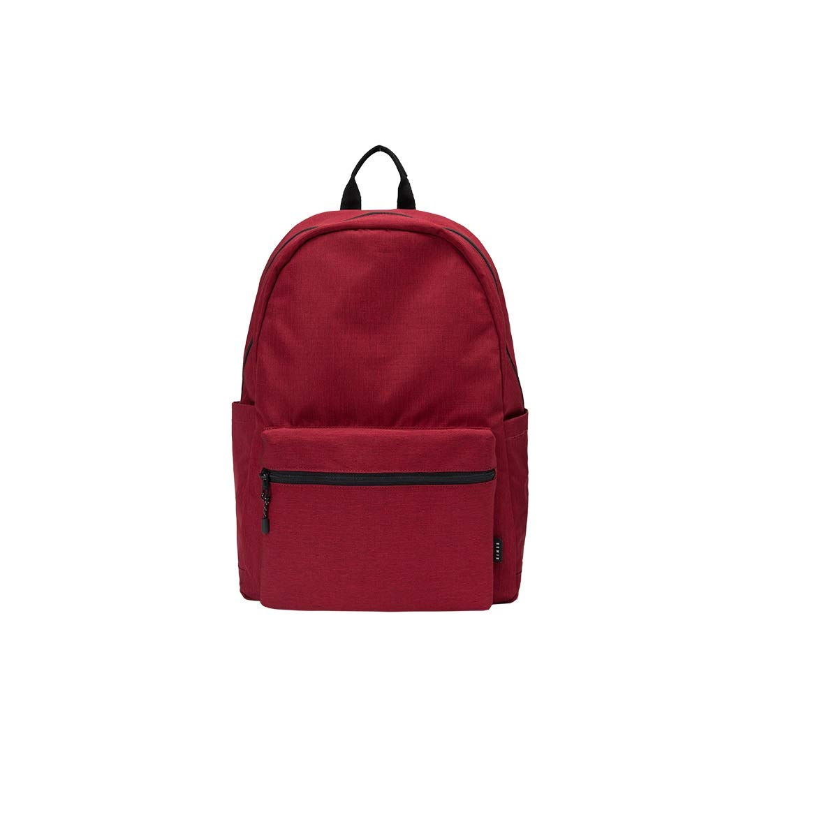 TONGBOSHI Backpack Male, Backpack Casual Simple Trend Travel Bag Female Large Capacity Computer Bag School Bag Male College Student (Color : Red)