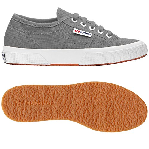 Le Superga - 2750-plus Cotu - Lt grey - 45