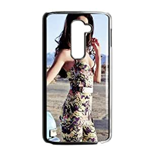 LG G2 Cell Phone Case Black Selena Gomez F2Y3JA