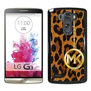 LG G3 Screen Case ,Beautiful Lovely Case NW7I 123 Case M ichael-K ors 164 Black LG G3 Cover Case Fashion And Durable Designed Phone Case